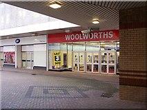 NS2776 : Greenock Woolies by Thomas Nugent