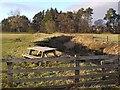 NY8892 : Stream at Otterburn Mill by Oliver Dixon