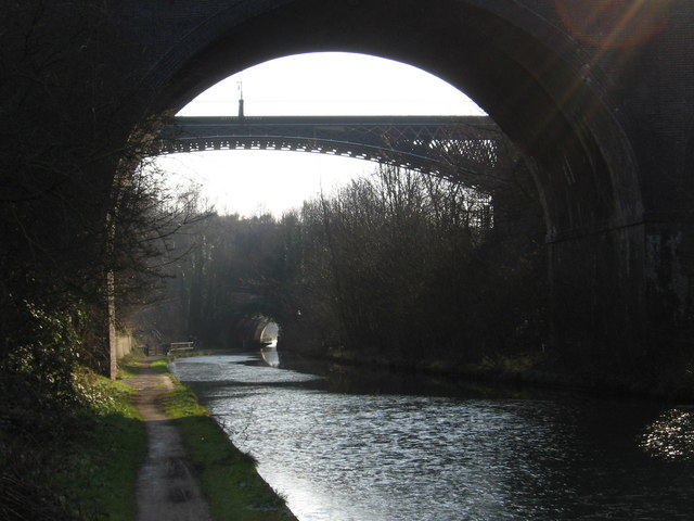Smethwick - Galton Bridge & Tunnel