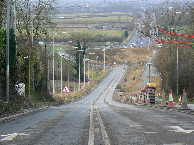 Blunsdon Hill, Blunsdon, Swindon