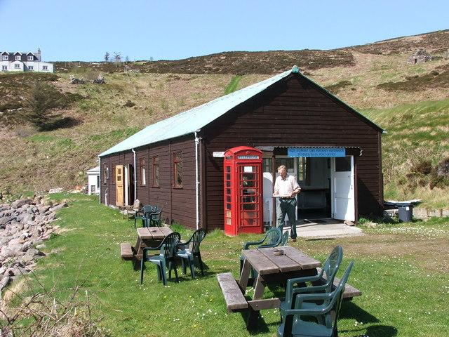 Summer Isles Post Office and tea room