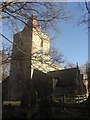 NZ1665 : Newburn Parish Church by Anthony Foster
