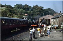 NZ8204 : Grosmont locomotive depot by Peter Whatley