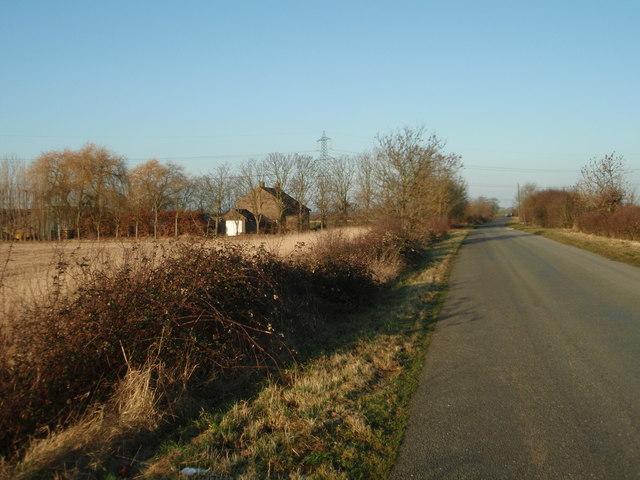 Green Lodge Hamerton Road