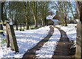 SE7748 : The Manor House, Barmby Moor by Paul Aylett