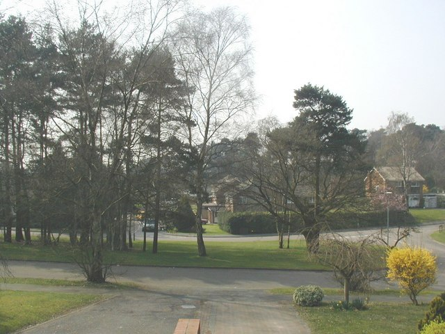 Copped Hall Estate, Camberley