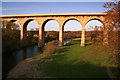 NZ2030 : Newton Cap Viaduct, Bishop Auckland by Neville Davison