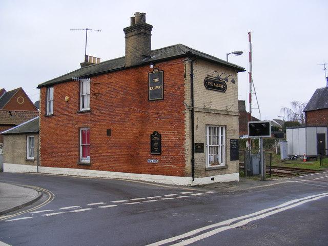 The Railway Public House