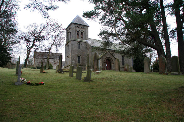 Church of the Holy Trinity, Horsley