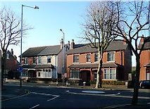 SO9097 : Housing in Lea Road, Penn Fields, Wolverhampton by Roger  Kidd