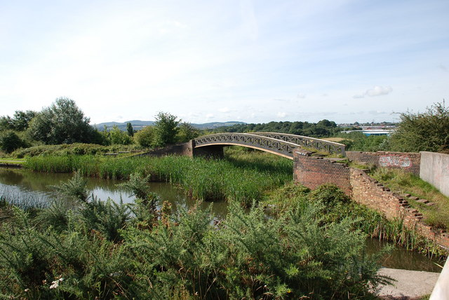 Canal Bridge on the Netherton Canal