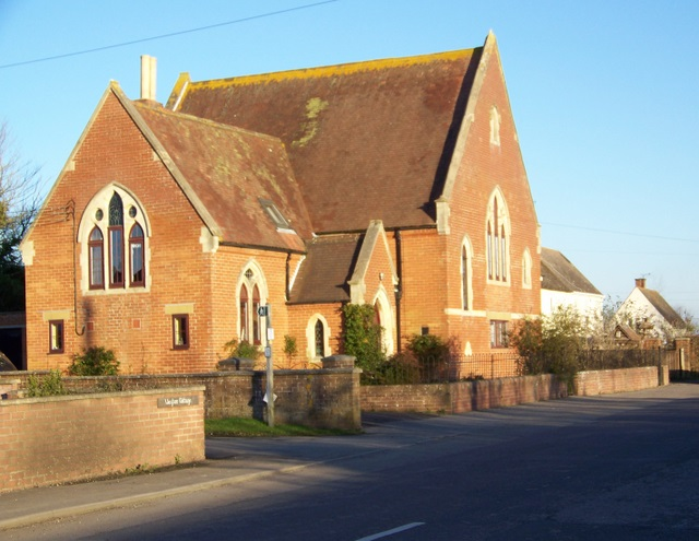 Converted chapel, Holwell