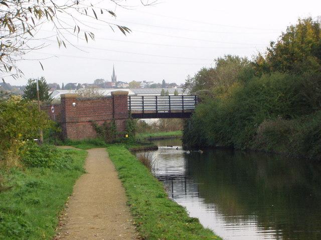 Blackbrook Bridge