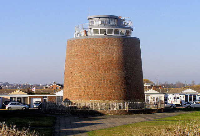 Martello Tower 61, Pevensey Bay