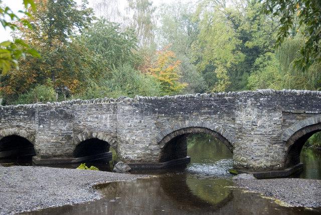 Bridge at Clun