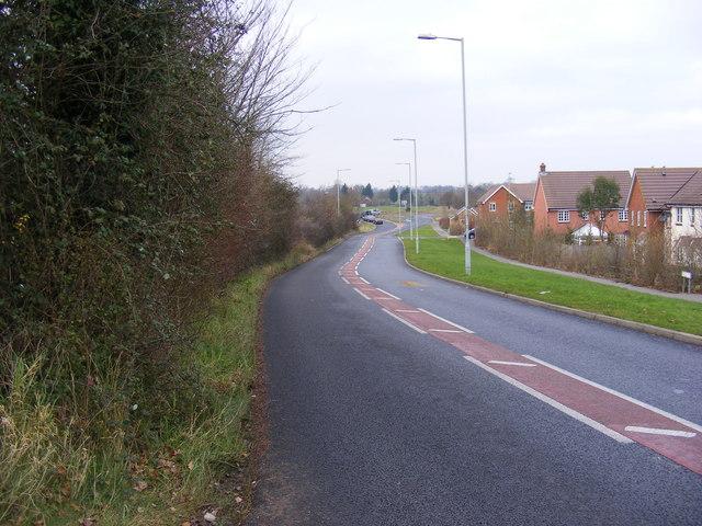 B1119 Rendham Road, Saxmundham