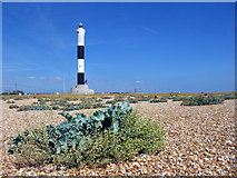 TR0916 : Dungeness  new Lighthouse by Martin Horsfall