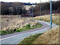 NZ4415 : Cycle Path by Graham Scarborough