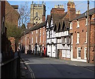 SO7875 : High Street, Bewdley, Worcestershire by Mary Simpson