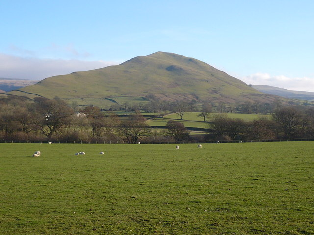 Dufton Pike as seen from Knock