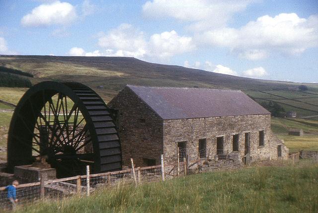 Killhope Lead Mining Museum