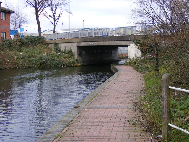 Dudley Road Bridge