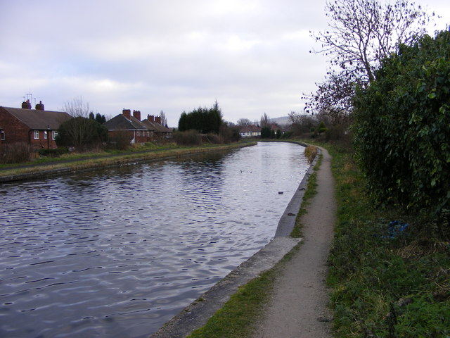 The Birmingham Canal