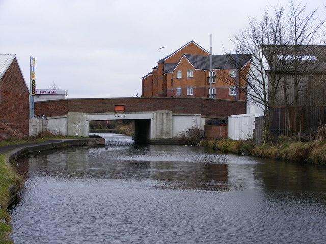 Dudley Port Bridge