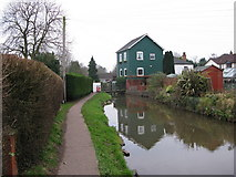 ST0207 : Higher Mill, Cullompton by brian lee