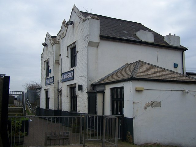 The Ship and Lobster Pub, Gravesend