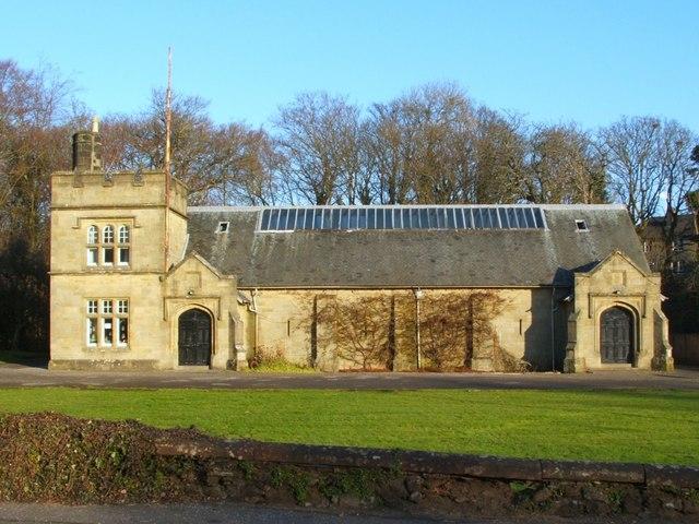 Geilston Halls