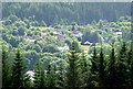 NM9609 : Eredine Village, South Lochaweside, Argyll by Karl Pipes