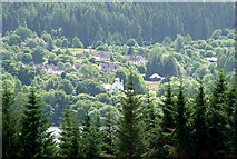 NM9609 : Eredine Village, South LochAweside, Argyll by Karl Pipes