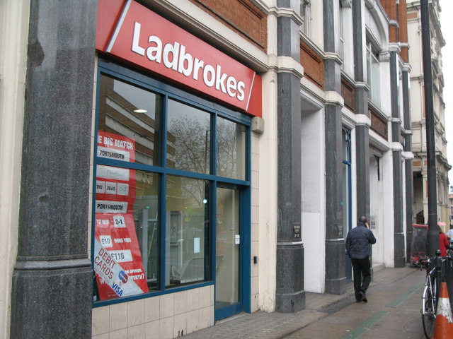 Ladbrokes, City Road , EC1