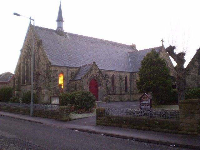 Abbeygrange church