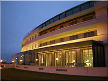 SD4264 : The Midland Hotel, Conservatory by Alexander P Kapp