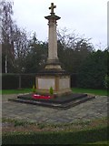 SK6443 : The War Memorial by johnfromnotts