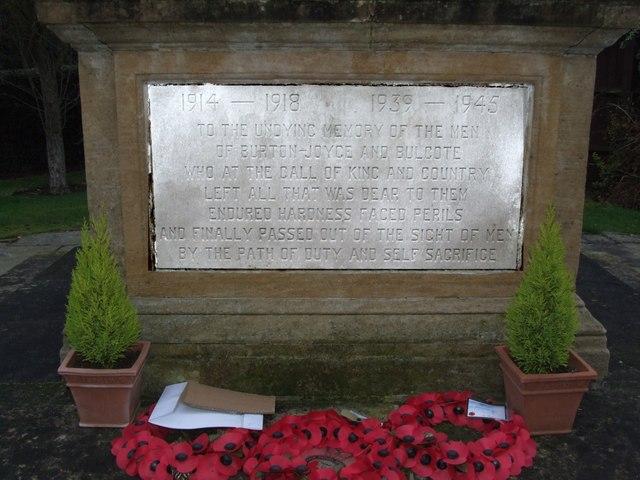 The War Memorial detail 3