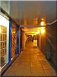 SO4959 : Morris Mews (interior), High Street by P L Chadwick