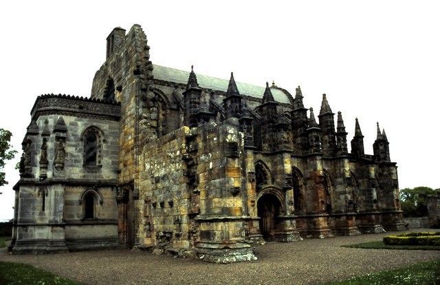 Roslin  or  Rosslyn Chapel
