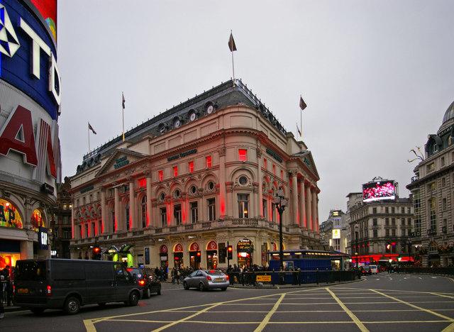 Trocadero Centre, London W1