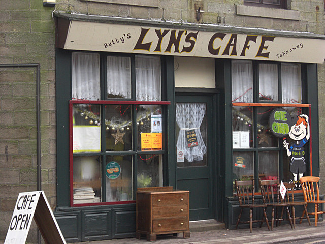 Lyn's Cafe, Bacup
