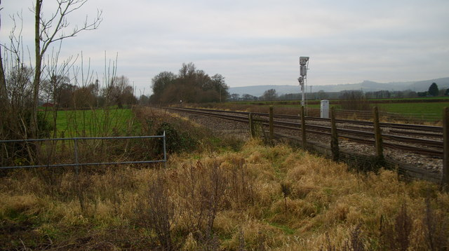 The line to Chepstow