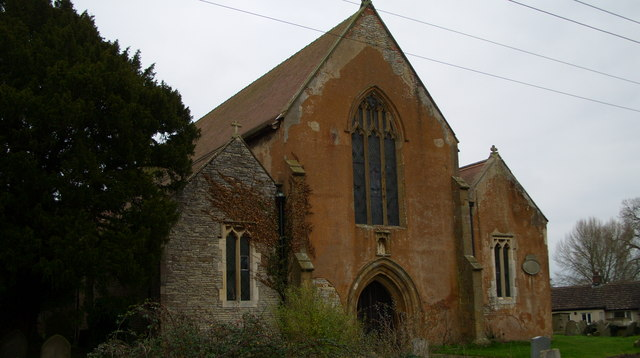 The main body of Westbury on Severn Church