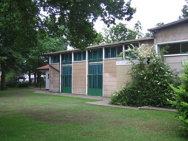 Petts Wood Memorial Hall