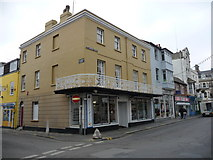 SY6778 : Weymouth - St Marys and St Edmunds Street by Chris Talbot