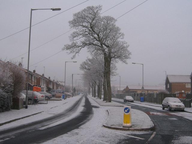 Nuttall Lane Ramsbottom