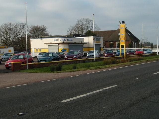 Used Car Emporium near Little Stukeley