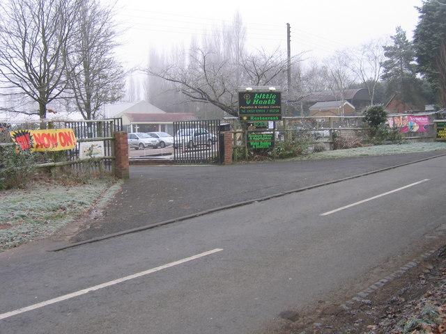 Little Heath Garden Centre Lickey End