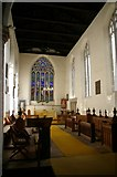 TL4568 : Chancel of All Saints' Church by Tiger
